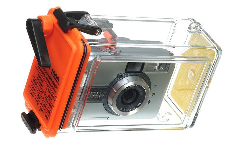 Водонепроницаемый чехол для фотоаппарата Camerashield CS-R Купить.